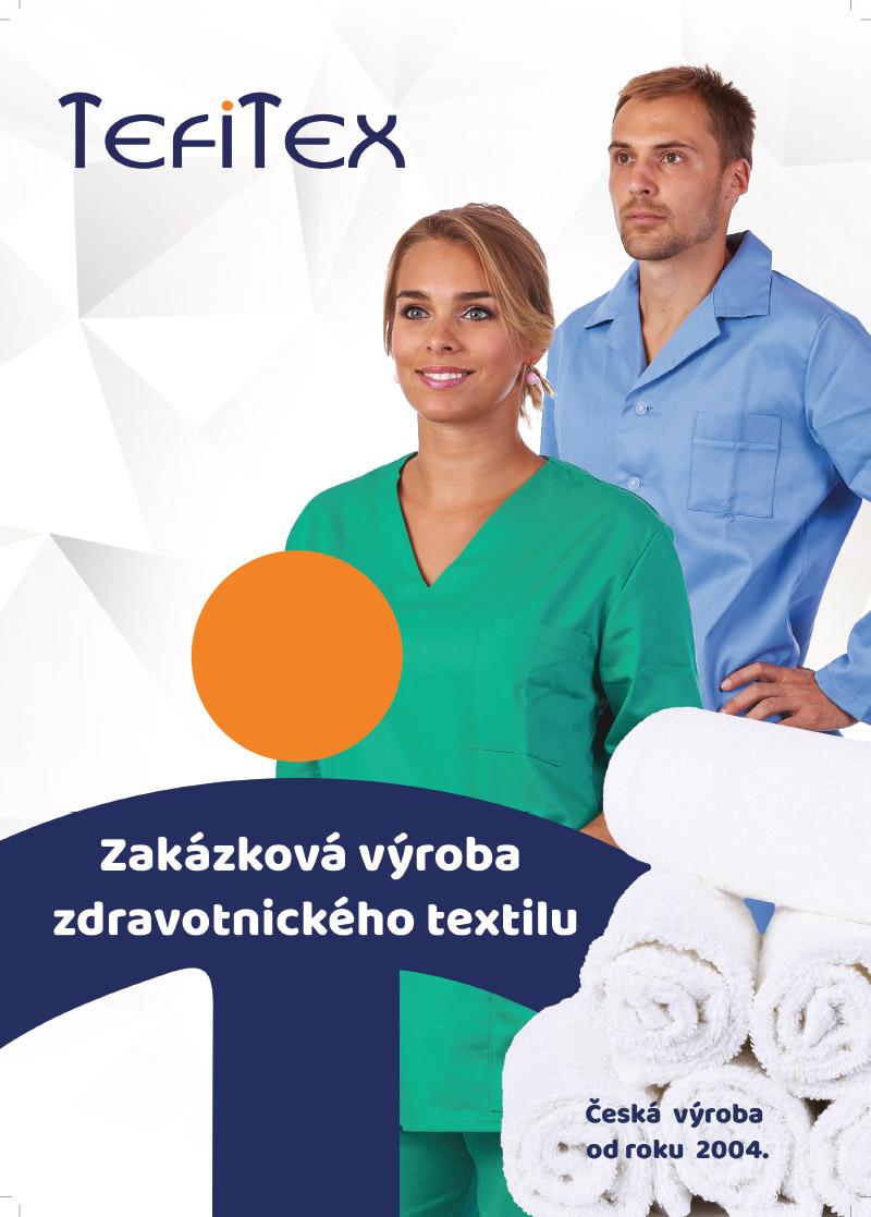 zakázková výroba zdravotnického textilu